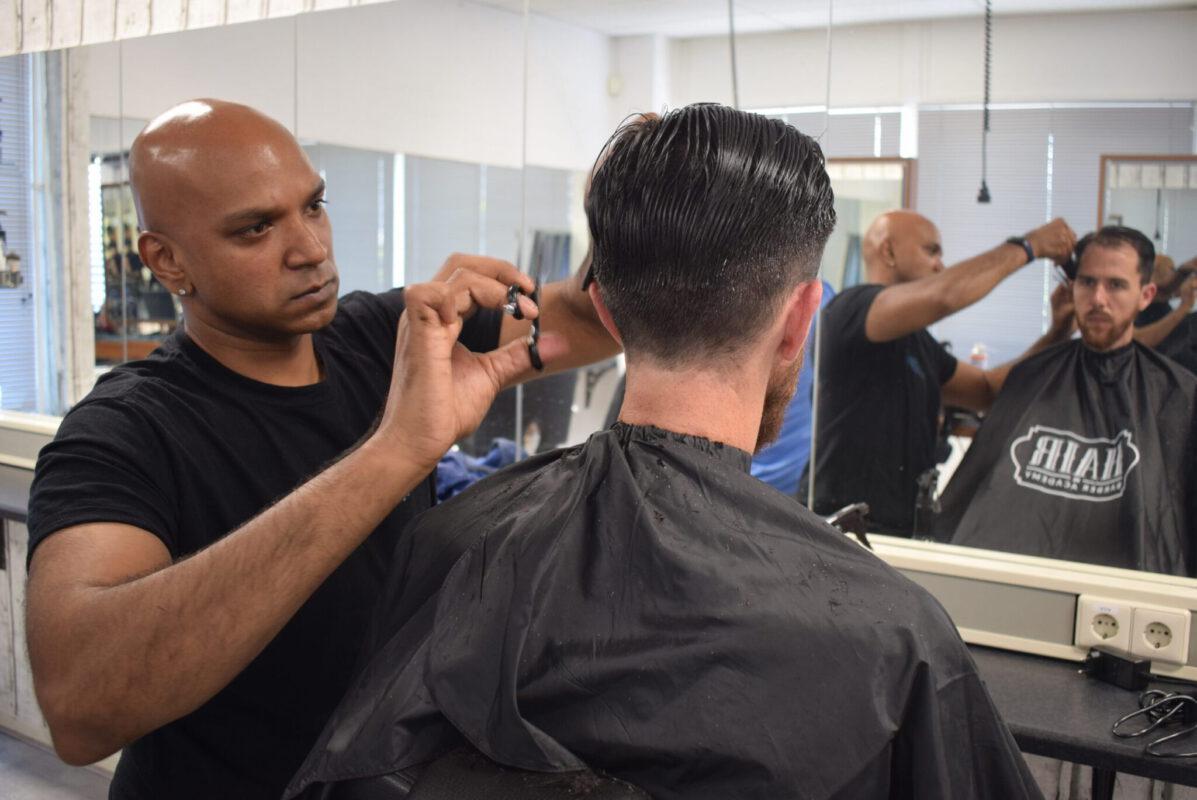 Hair Barber Academy opscheren