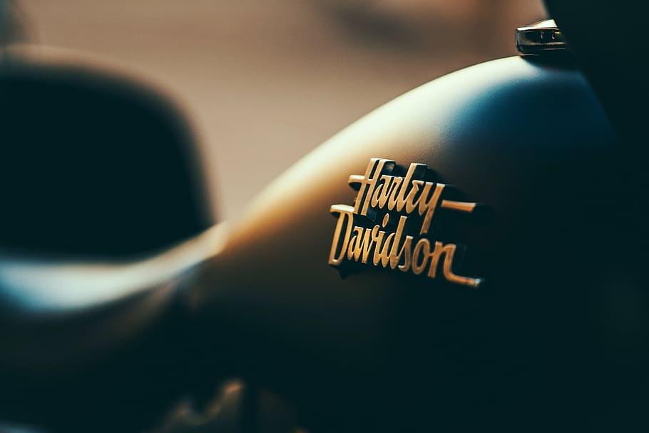 De geschiedenis van Harley-Davidson bikes