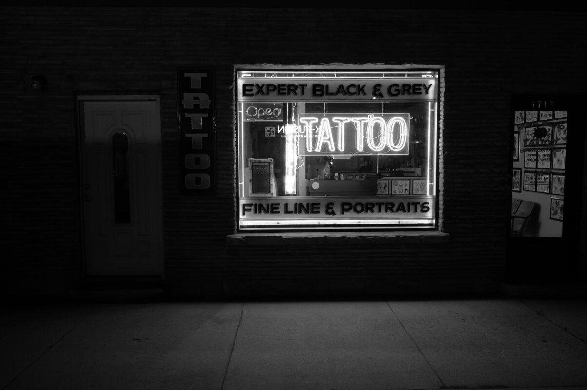 Je eerste tattoo