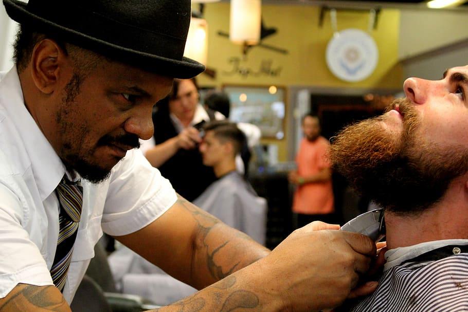 Waar barbiers een hekel aan hebben